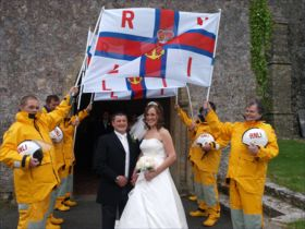 RNLI Welcome